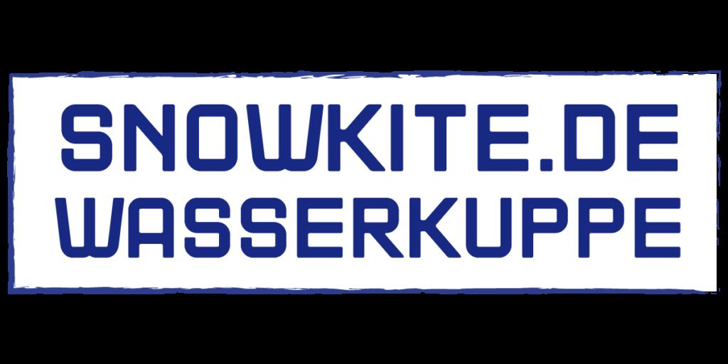 Snowkite Wasserkuppe Logo